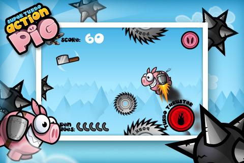 Super Turbo Action Pig