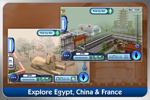The Sims 3 World Adventure
