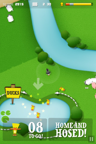 Top Dog: Farmyard Adventures