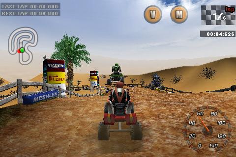 Xtreme Quad Racing