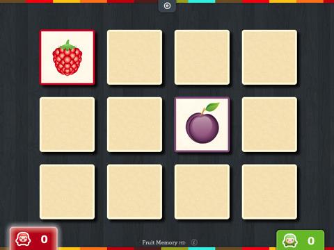 Fruit Memory HD