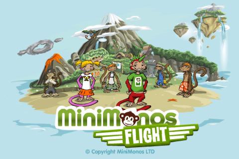 MiniMonos Flight