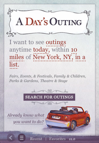 A Day's Outing