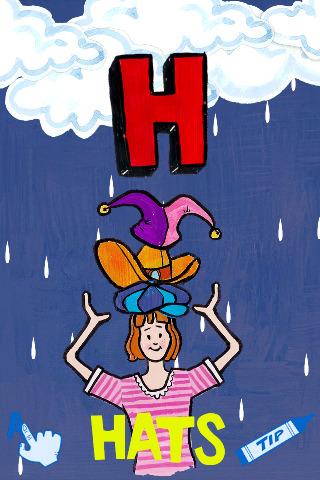 Rain Go Away ABCs