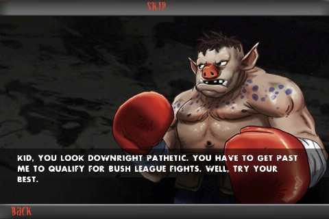 Beast Boxing 3D