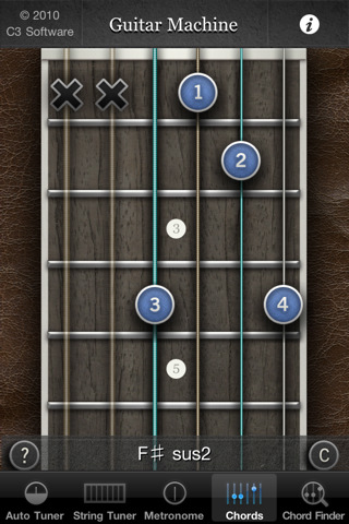 Guitar Machine - SteamPunk Guitar Tools