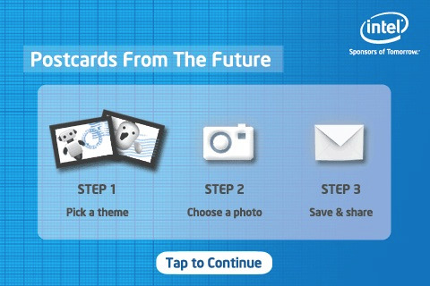 Intel Postcards From The Future