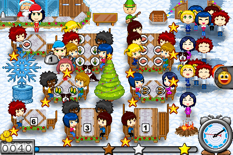 My Little Restaurant: Christmas Edition