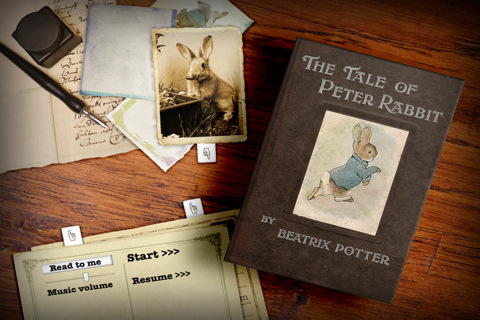 PopOut! The Tale of Peter Rabbit