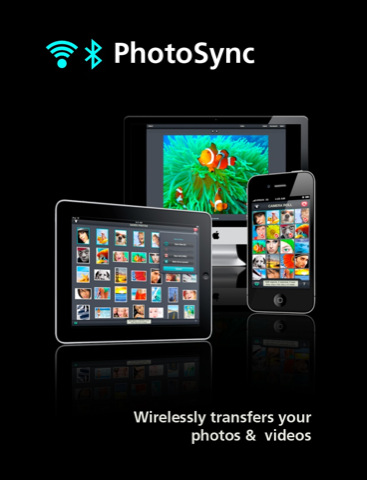 PhotoSync app