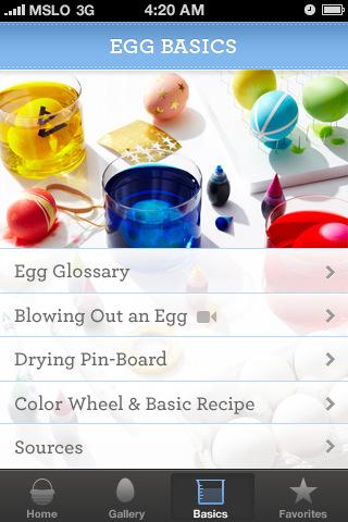 Egg Dyeing 101 from Martha Stewart Living