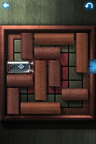 The Heist - Wood Puzzle