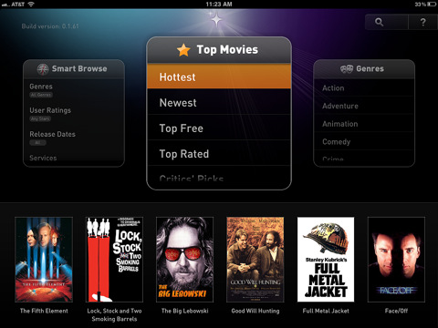 Fanhattan for iPad