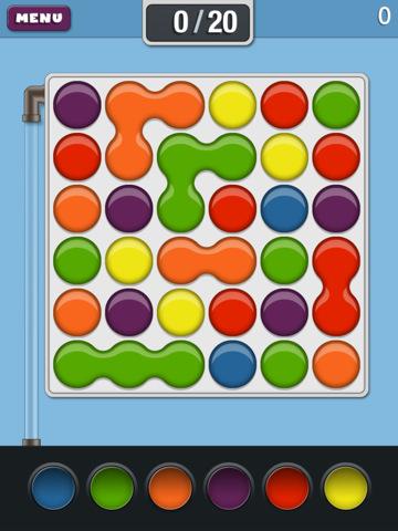 Globs on the iPad