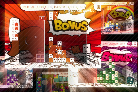 LUMINES - Touch Fusion