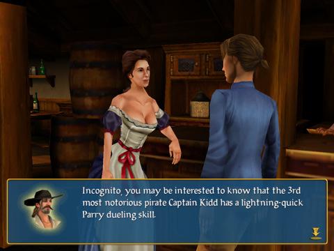 Sid Meier's Pirates! for iPad