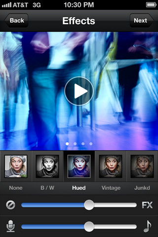 Viddy iPhone app review