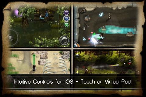 Fara iPhone game review