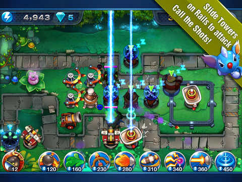 Gem Keeper iPhone game review