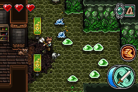 Mage Gauntlet iPhone game review