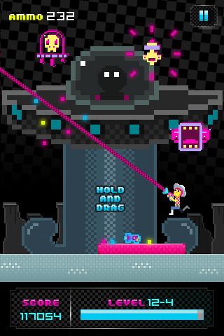 Pixel Ranger iPhone game review