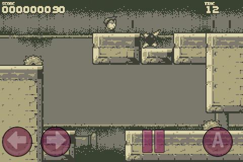 Stardash iPhone game