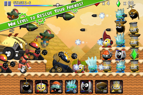 Tiny Defense game review