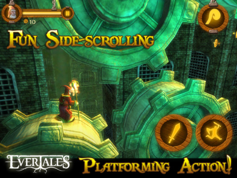 Evertales iPhone game review