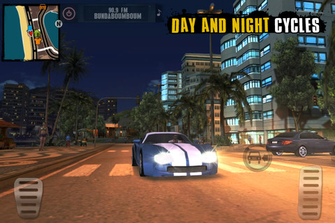 Gangstar Rio: City of Saints iPhone app review