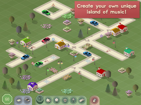 Isle of Tune HD iPad app review
