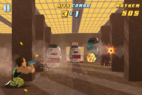Major Mayhem iPhone app review