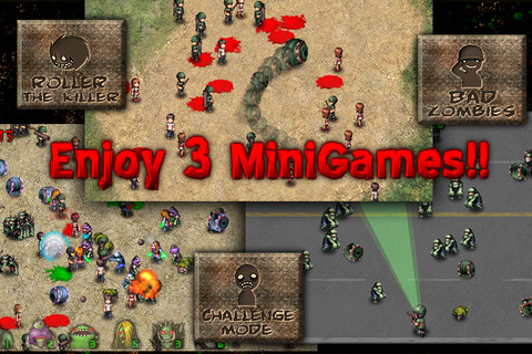 Angry Zombies 2 HD iPhone app review