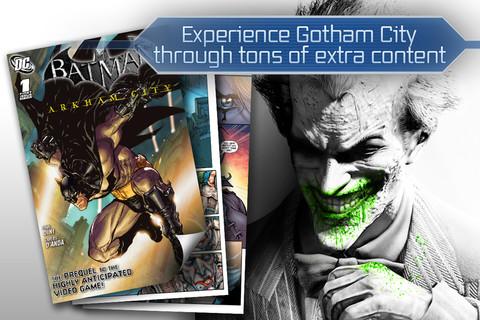 Batman Arkham City Lockdown iPhone app review