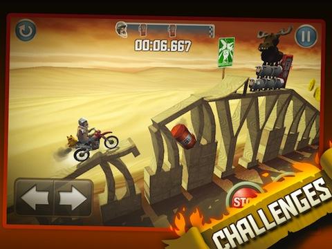 Bike Baron iOS game review