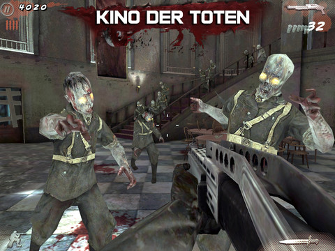 Call of Duty: Black Ops Zombies iOS game review