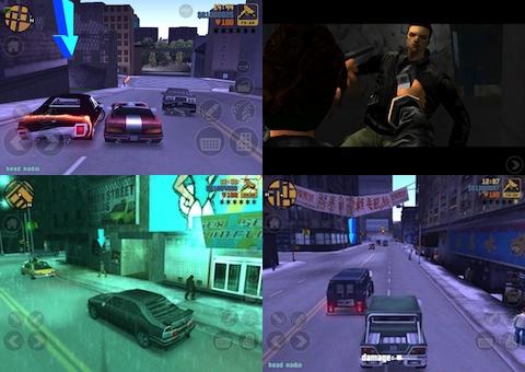 Grand Theft Auto 3 iOS app review