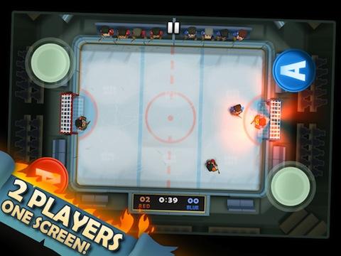Ice Rage iPad app review