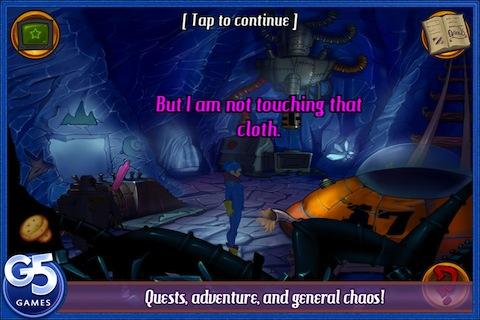 Kaptain Brawe: A Brawe New World iPhone game review