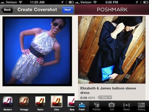 Poshmark iPhone app review