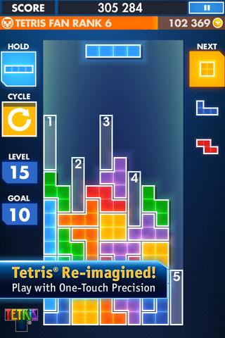 TETRIS for iPhone