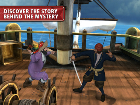 The Adventures of Tintin - The Game iPhone game review