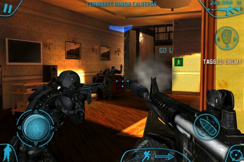 Tom Clancy's Rainbow Six: Shadow Vanguard reviewed on iPhone 4S
