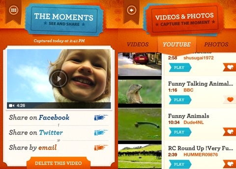 Moment Catcher iPhone app review