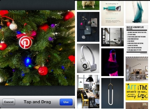 Pinterest iPhone app review