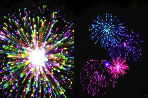 Real Fireworks HD