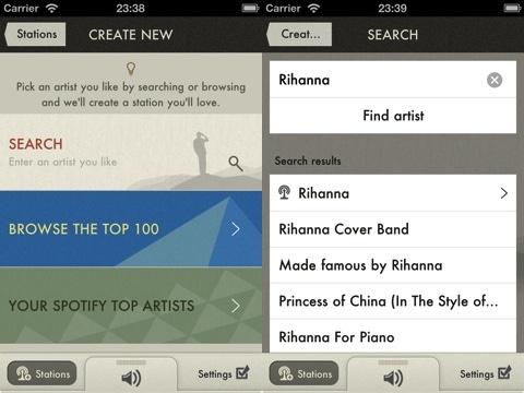 SpotON Radio iPhone app review