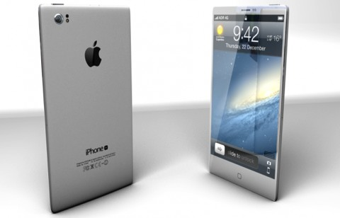 iPhone 5 Plus concept